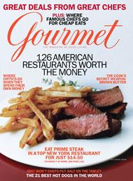 Gourmet Magazine Closing