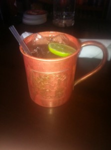 Stueben's Moscow Mule