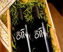 Certified California Extra Virgin Olive Oils from WeOlive.com