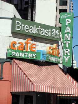 Original Pantry Cafe